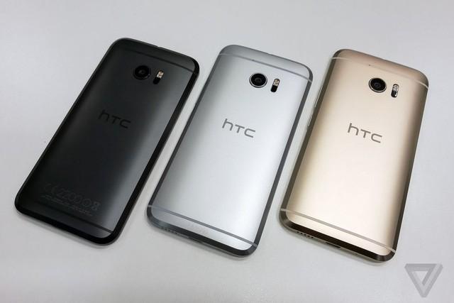 Chiêm ngưỡng loạt ảnh thực tế của HTC 10 vừa ra mắt - ảnh 11