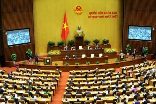 Hôm nay, bế mạc kỳ họp thứ 11 Quốc hội khóa XIII  - ảnh 2