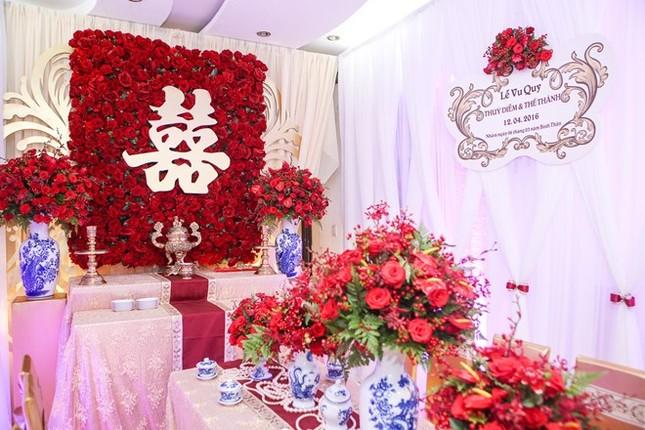 Toàn cảnh đám cưới lãng mạn của Lương Thế Thành - Thúy Diễm - ảnh 2