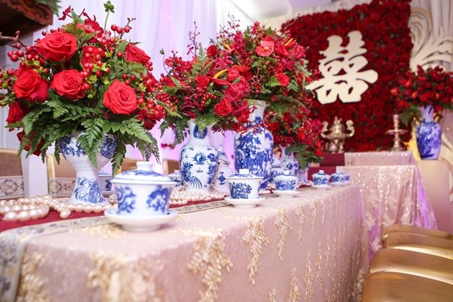 Toàn cảnh đám cưới lãng mạn của Lương Thế Thành - Thúy Diễm - ảnh 3