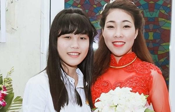 Con gái Hiệp Gà xưng hô 'cô - cháu' với vợ 3 hot girl của bố - ảnh 1