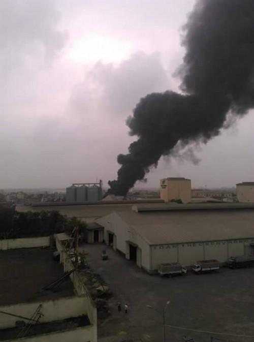 Cháy lớn tại công ty nhựa ở Hà Nam, khói đen kín trời - ảnh 4