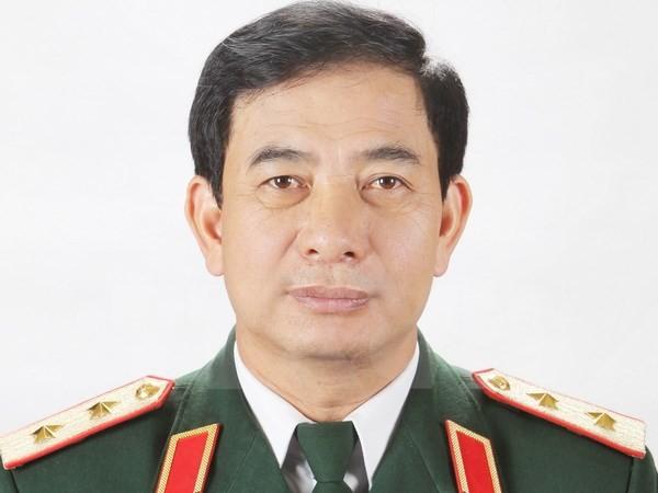 Trung tướng Phan Văn Giang được bổ nhiệm Thứ trưởng Bộ Quốc phòng - ảnh 1