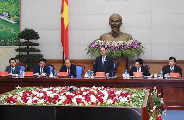 Phân công công tác của Thủ tướng và các Phó Thủ tướng Chính phủ - ảnh 1