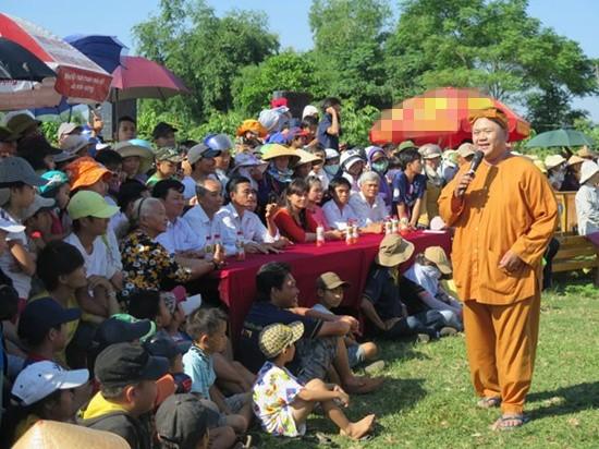 Vợ Chí Trung xác nhận vụ chồng 'thế chân' Minh Béo ở Lục lạc vàng - ảnh 6