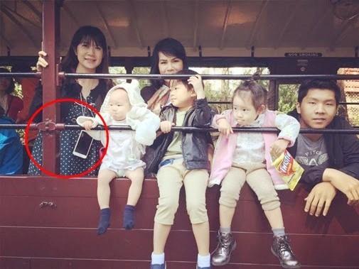 Những hình ảnh bà xã Lý Hải - Minh Hà khiến fan 'bấn loạn' - ảnh 3
