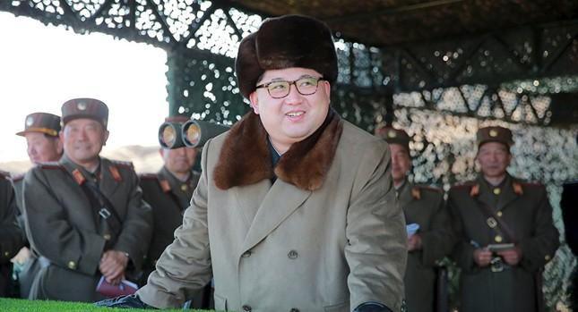 Triều Tiên chuẩn bị phóng tên lửa đạn đạo tầm bắn vươn đến Mỹ - ảnh 1