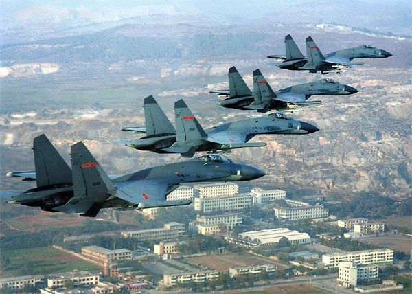 Việt Nam yêu cầu Trung Quốc rút chiến đấu cơ J-11 khỏi Hoàng Sa - ảnh 1