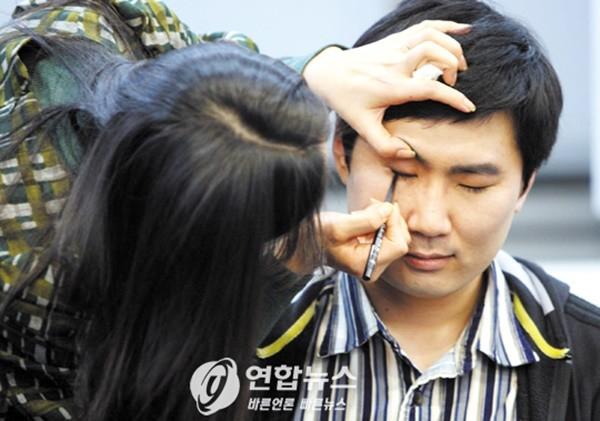 Đàn ông Hàn Quốc ngày càng 'đỏm dáng' - ảnh 5