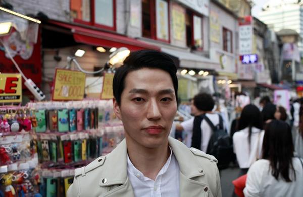 Đàn ông Hàn Quốc ngày càng 'đỏm dáng' - ảnh 7