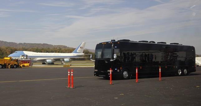 Khám phá 'quái vật bọc thép' của Tổng thống Mỹ Obama - ảnh 3
