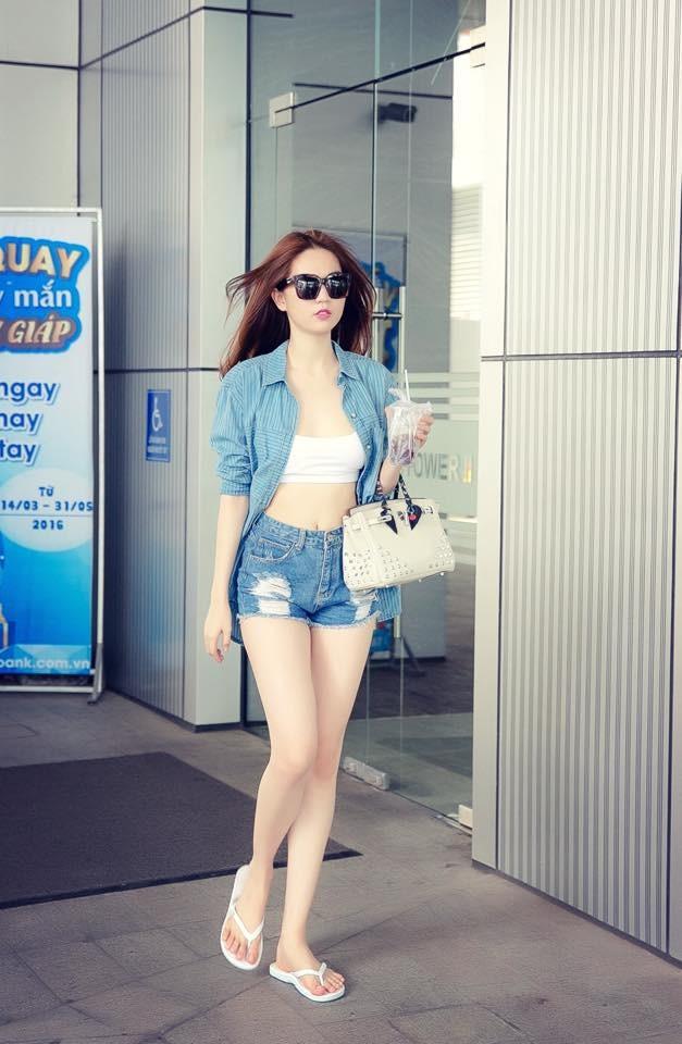 Ngọc Trinh khiến CK Bước Nhảy Hoàn Vũ 'náo loạn' trước giờ G - ảnh 5