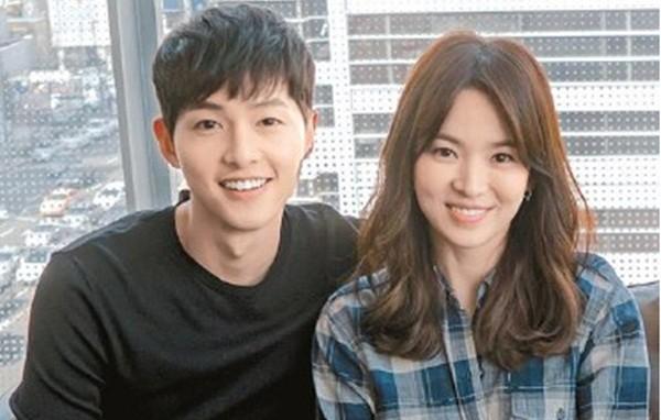 Nhân viên KBS tiết lộ 'tin sốc' về Song Hye Kyo, Song Joong Ki - ảnh 1