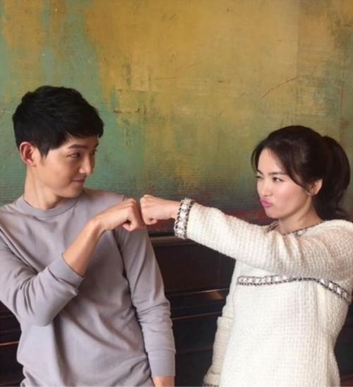 Nhân viên KBS tiết lộ 'tin sốc' về Song Hye Kyo, Song Joong Ki - ảnh 2