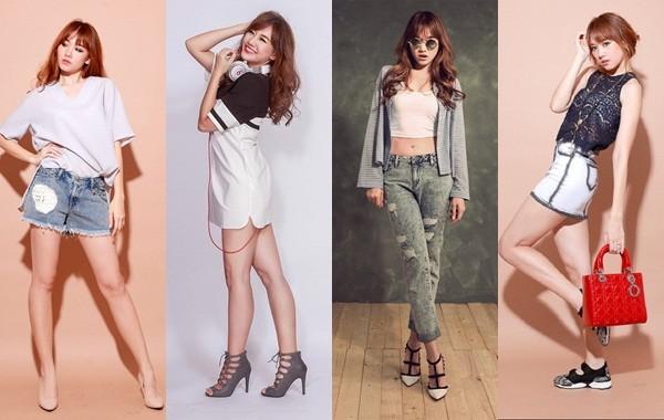 Hari Won bị 'ném đá' vì thời trang lạ khi ton sur ton Trấn Thành - ảnh 4