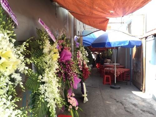 Dàn nghệ sĩ Việt xúc động đến viếng đám tang nhạc sĩ Nguyễn Ánh 9 - ảnh 2