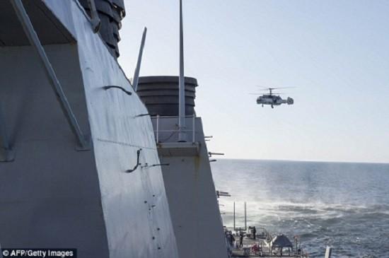 Báo Trung Quốc lớn tiếng nói Mỹ bị máy bay Nga