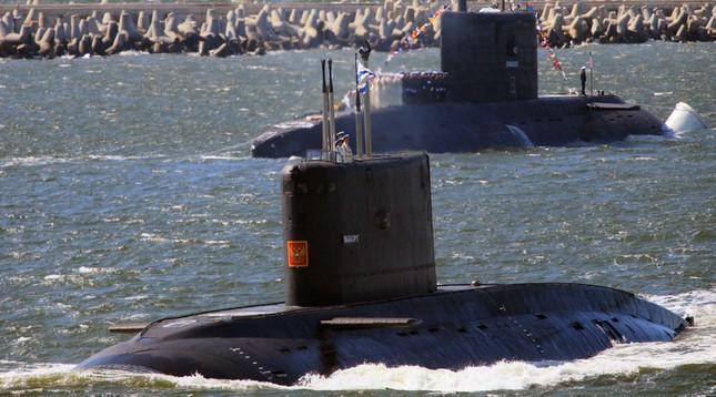 Mỹ không thể theo kịp tốc độ phát triển tàu ngầm của Nga - ảnh 1