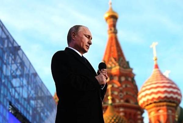 Điện Kremlin lần đầu xin lỗi về Hồ sơ Panama - ảnh 1