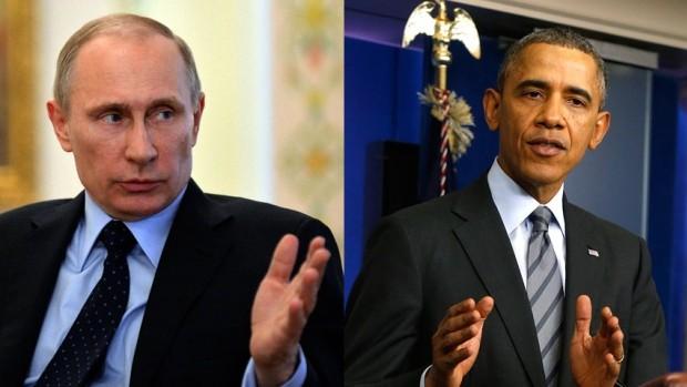Tổng thống Putin 'làm ăn' kém hơn ông Obama - ảnh 1