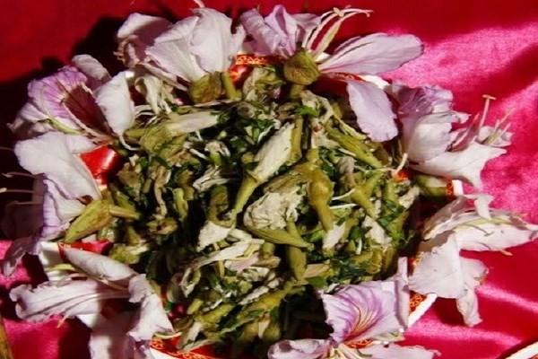 Tháng 4 đến Sốp Cộp mà ăn …hoa ban - ảnh 2