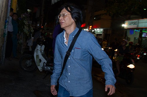 Từ Mỹ trở về, con trai NS Nguyễn Ánh 9 vẫn không tin cha đã mất - ảnh 2
