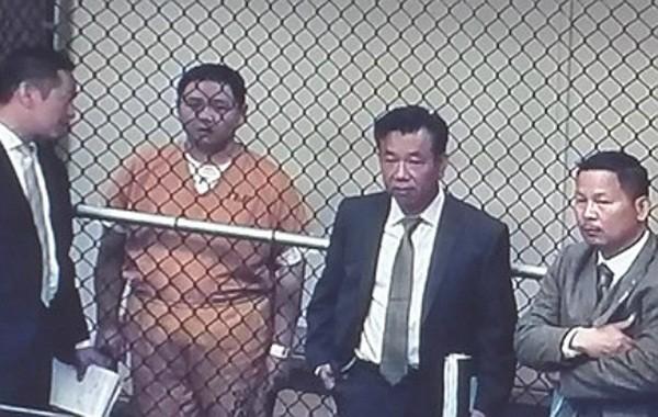 5 phút không nhận tội và số tiền bảo lãnh  22 tỷ của Minh Béo - ảnh 2