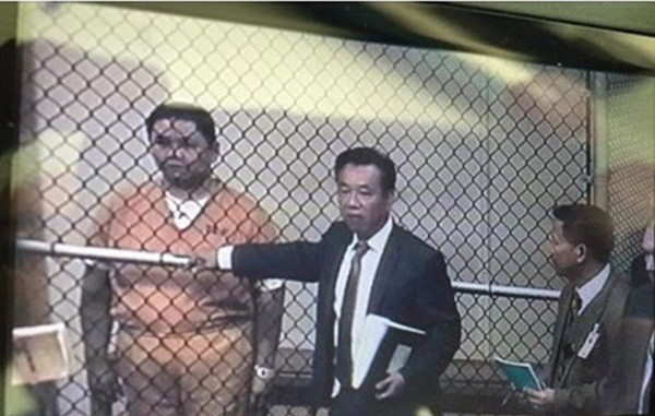 Video: Trực tiếp phiên tòa luận tội Minh Béo tấn công tình dục - ảnh 1