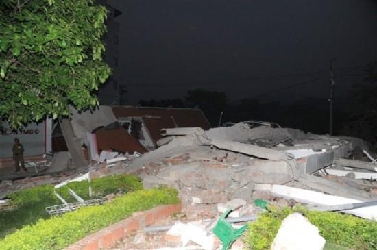Cao Bằng: Sập nhà 5 tầng khiến 6 người thương vong - ảnh 2