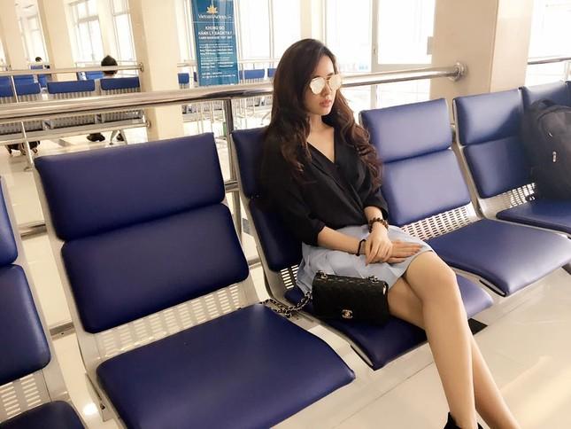 Sau scandal, Midu hạnh phúc đi du lịch dịp lễ giỗ tổ Hùng Vương - ảnh 2