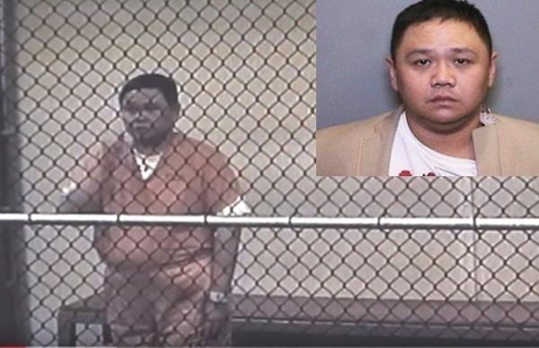Nhìn lại hình ảnh Minh Béo bị giảm 15 kg, bơ phờ tại phiên tòa - ảnh 1