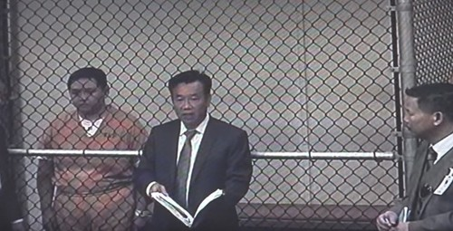 Nhìn lại hình ảnh Minh Béo bị giảm 15 kg, bơ phờ tại phiên tòa - ảnh 5