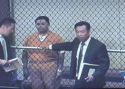Nhìn lại hình ảnh Minh Béo bị giảm 15 kg, bơ phờ tại phiên tòa - ảnh 9