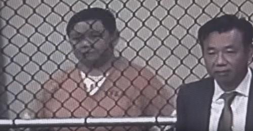 Nhìn lại hình ảnh Minh Béo bị giảm 15 kg, bơ phờ tại phiên tòa - ảnh 7