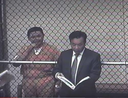 Nhìn lại hình ảnh Minh Béo bị giảm 15 kg, bơ phờ tại phiên tòa - ảnh 4