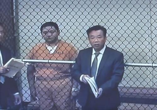 Nhìn lại hình ảnh Minh Béo bị giảm 15 kg, bơ phờ tại phiên tòa - ảnh 3