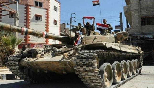 Syria: Giao tranh khốc liệt diễn ra trên từng con phố ở Aleppo - ảnh 1