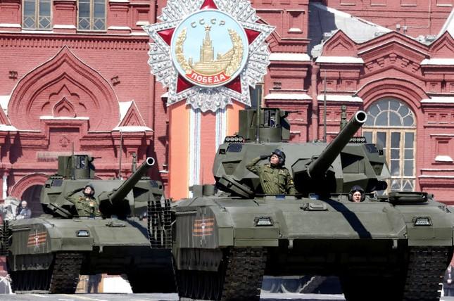 Nga: Siêu tăng Armata tương lai sẽ vận hành hoàn toàn tự động - ảnh 1