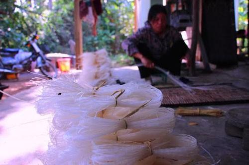 Đặc sản Bình Định với tên gọi 'Bún số 8' - ảnh 1