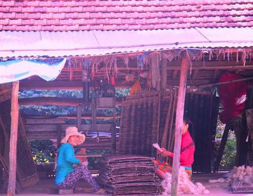 Đặc sản Bình Định với tên gọi 'Bún số 8' - ảnh 4