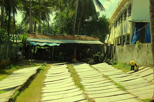 Đặc sản Bình Định với tên gọi 'Bún số 8' - ảnh 11