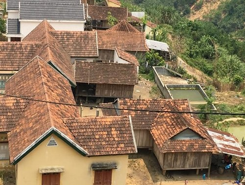 Ở Quảng Ngãi, có những ngôi biệt thự xây ra... chỉ để ngắm - ảnh 4
