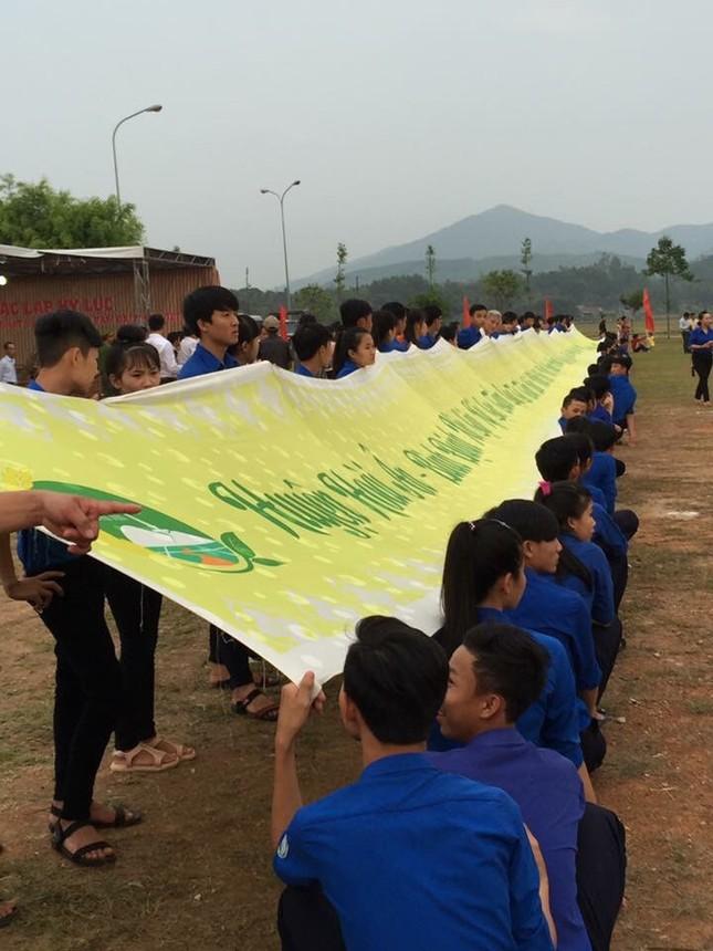 Cận cảnh 3 kỷ lục Guinness Việt Nam mới được xác lập - ảnh 3