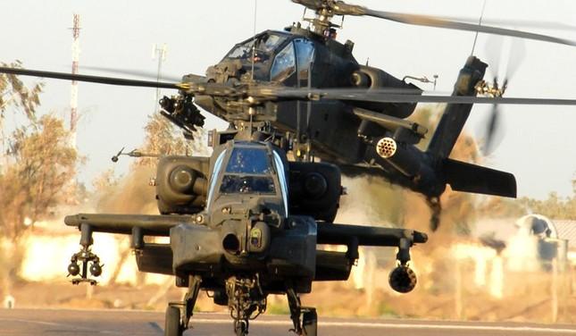 Vì sao Mỹ cần điều trực thăng Apache đến Iraq chống IS? - ảnh 1