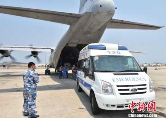 Tướng TQ lớn tiếng đòi xây sân bay ở Trường Sa để…. cứu người - ảnh 1