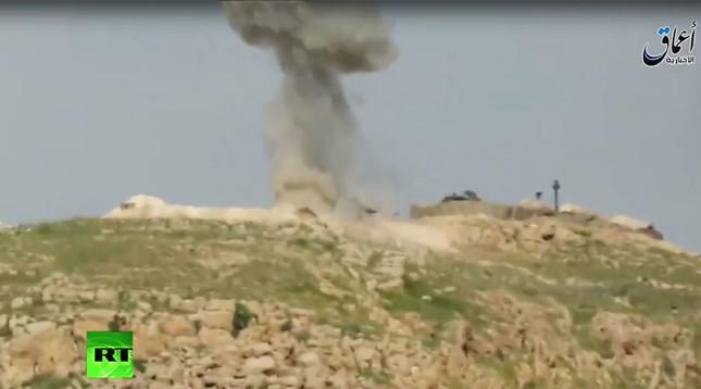 IS dùng tên lửa Nga bắn hạ xe tăng Thổ Nhĩ Kỳ [VIDEO] - ảnh 1