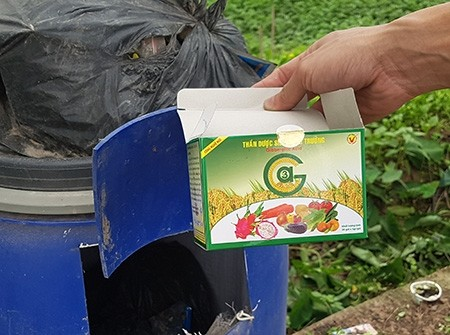 Bộ NN&PTNN nói gì về rau ngậm 'chất độc' siêu tăng trưởng? - ảnh 1