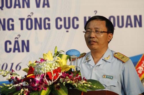 Ông Nguyễn Văn Cẩn giữ chức Tổng cục trưởng Tổng cục Hải quan - ảnh 1