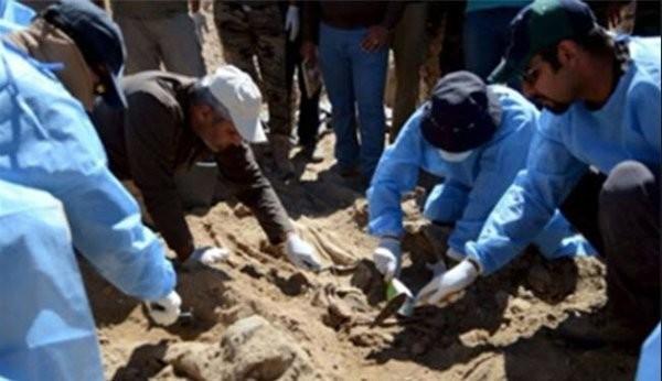 Phát hiện mộ tập thể chứa 42 thi thể phụ nữ, trẻ em ở Palmyra - ảnh 1