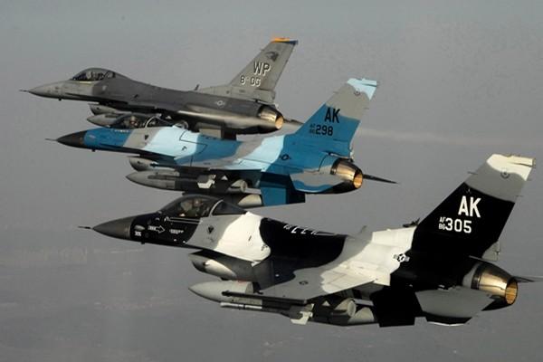 Vì sao Indonesia đưa 'Chim ưng chiến' F-16 ra Biển Đông? - ảnh 1